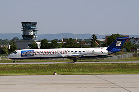 Dubrovnik Airline MD82 9A-CDC.jpg
