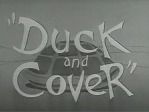 Screenshot from Duck and Cover.