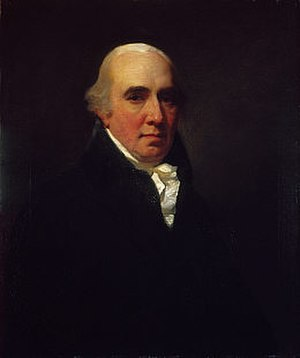 Dugald Stewart - Dugald Stewart as painted by Henry Raeburn, c. 1810.