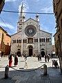 Duomo Modena west facade, Modena, Italy, 2019, 03.jpg