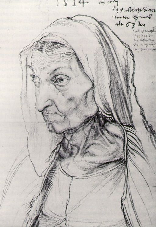 Durer mother