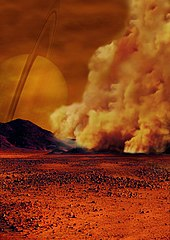 Dust Storms Raised by Strong Winds on Titan Concept.jpg