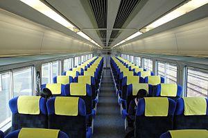 E653 series - Image: E653 Fresh Hitachi 20100124