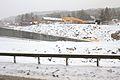 E6 vegutbygging Kolomoen - Minnesund ved Mjøsa en desemberdag - 5.JPG
