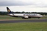 EI-DAF B737-8AS Ryanair Man 23-06-17 (36335708425).jpg