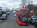 EL3 bus, Barking.jpg