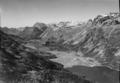 ETH-BIB-Silvaplanersee Oberengadin, Blick nach Südwesten, Val Bregaglia-LBS H1-018016.tif