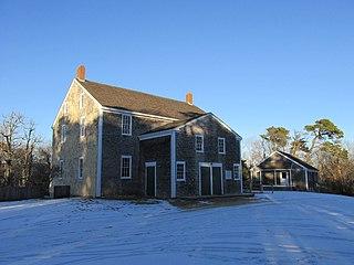 East Sandwich, Massachusetts Census-designated place in Massachusetts, United States
