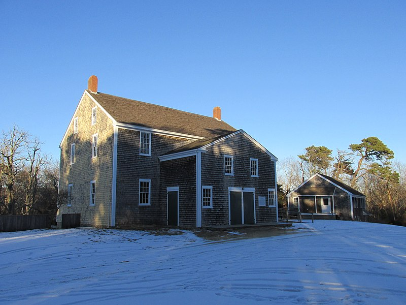 File:East Sandwich Friends Meeting House, East Sandwich MA.jpg