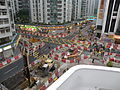 East concourse construction site of Whampoa Station.JPG