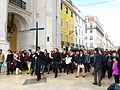 Easter procession on Rua Augusta (Lissabon 2016) (26021423082).jpg