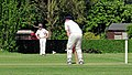 Eastons CC v. Chappel and Wakes Colne CC at Little Easton, Essex, England 11.jpg