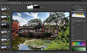 EasyHDR - Image: Easy HDR screenshot