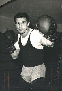 Éder Jofre Brazilian boxer