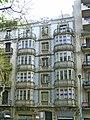 Edifici modernista al carrer València de Barcelona - panoramio.jpg