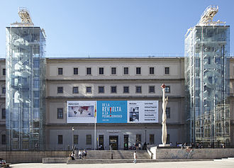 Museo Nacional Centro de Arte Reina Sofía - Image: Edificio Sabatini. Museo Nacional Centro de Arte Reina Sofía