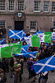 Edinburgh public sector pensions strike in November 2011 4.jpg