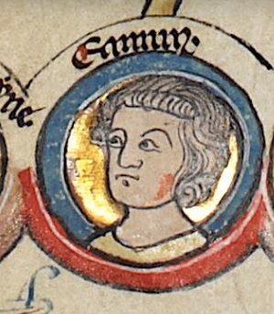 Edmund, 2nd Earl of Cornwall - Image: Edmund, 2nd Earl of Cornwall