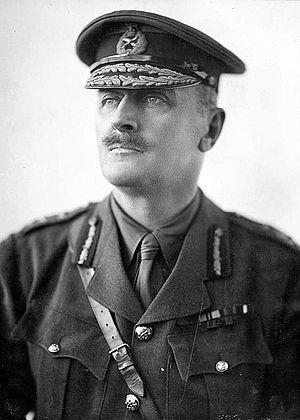 Edmund Allenby, 1st Viscount Allenby - Field Marshal Viscount Allenby
