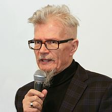 Eduard Limonov in 2016