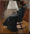 Edvard Munch - Karen Bjølstad in the Rocking Chair - MM.M.01108 - Munch Museum.jpg