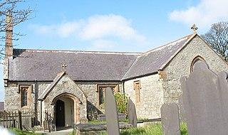 St Marys Church, Pentraeth Church in Wales