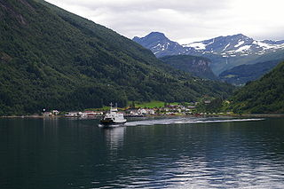 Norddal Former municipality in Møre og Romsdal, Norway