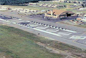 Eielson Air Force Base - Eielson Flightline.