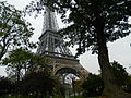 Eiffel Tower, Paris 9 November 2012 11.jpg