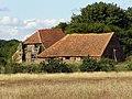 Eighteenth century sea salt boiling houses, Woodside - geograph.org.uk - 503946.jpg