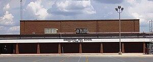 Eisenhower High School (Houston) - Image: Eisenhower HS Houston TX