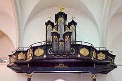 Eisenstadt - Dom, Orgel.JPG