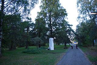 Hilde Mæhlum Norwegian sculptor