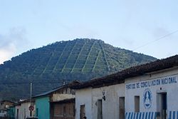 Skyline of Ahuachapán Koān