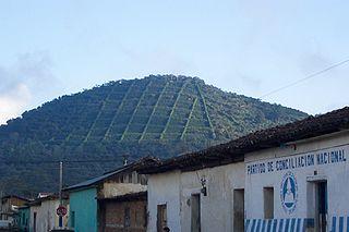 Apaneca Municipality in Ahuachapán Department, El Salvador