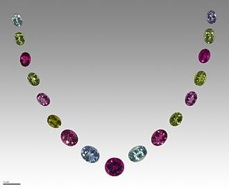 Tourmaline - Tourmaline gemstones – Mozambique