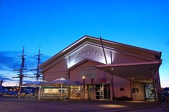 Elizabeth Street, Hobart - Elizabeth Street Pier