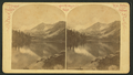 Elk Lake and snow mass, Elk Mountains, by Jackson, William Henry, 1843-1942.png