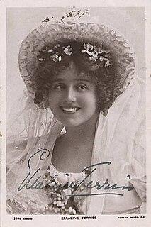 English actress, singer