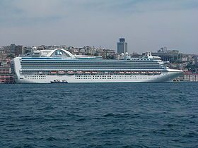Image illustrative de l'article Emerald Princess