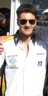 Emiliano Spataro Argentine racing driver (born 1976)