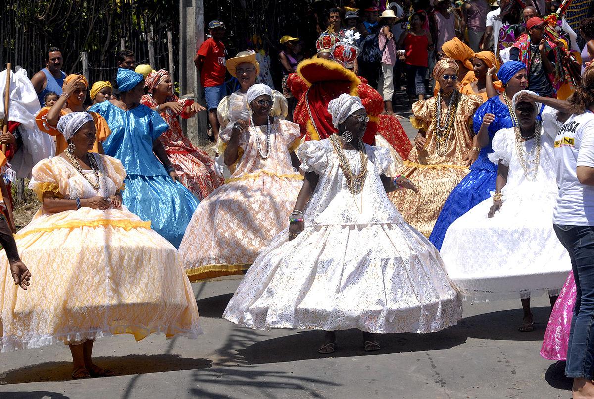 Adesivo De Parede Unicornio Mercado Livre ~ Cultura afro brasileira u2013 Wikipédia, a enciclopédia livre