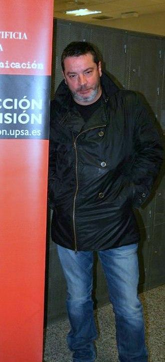 Enrique Urbizu - Enrique Urbizu in 2011