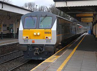 Belfast–Dublin line