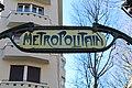 Entrée Métro Mirabeau Paris 2.jpg
