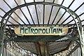 Entrée Métro Porte Dauphine Paris 8.jpg