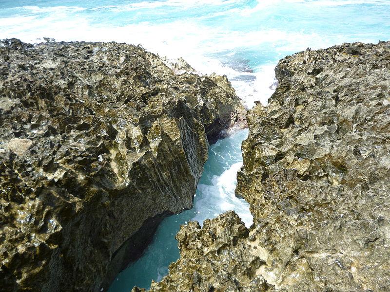 Pontos famosos em San Andrés