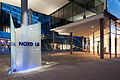 Entrance Nord-LB office building Aegidientorplatz Hanover Germany.jpg