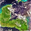 Envisat image of Central America ESA238704.jpg