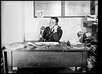Eric Sheldon in his office (3876631361).jpg